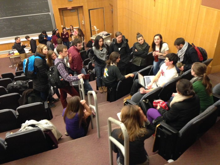 General Interest Meeting - Breakout into Working Groups