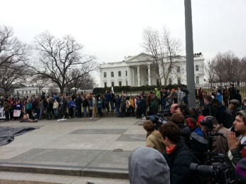 XL Dissent (KXL protest in DC)
